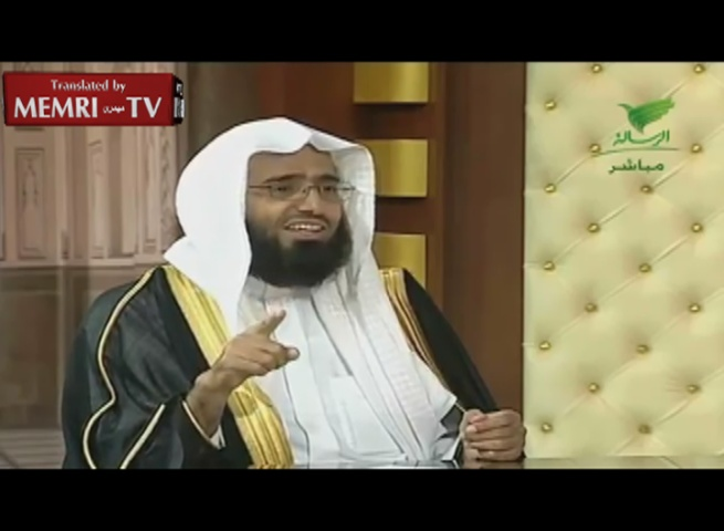 Saudi Sheikh Abdulaziz bin Fawzan Al-Fawzan: Saudi Arabia Can Wipe Out Tehran in a Matter of Seconds
