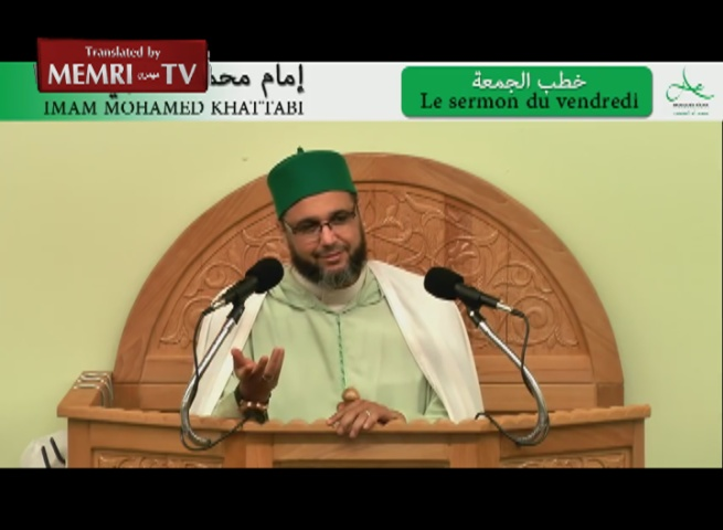French Friday Sermon on Day of Paris Attacks: Our Children Can Become Rulers of France through Legal Means