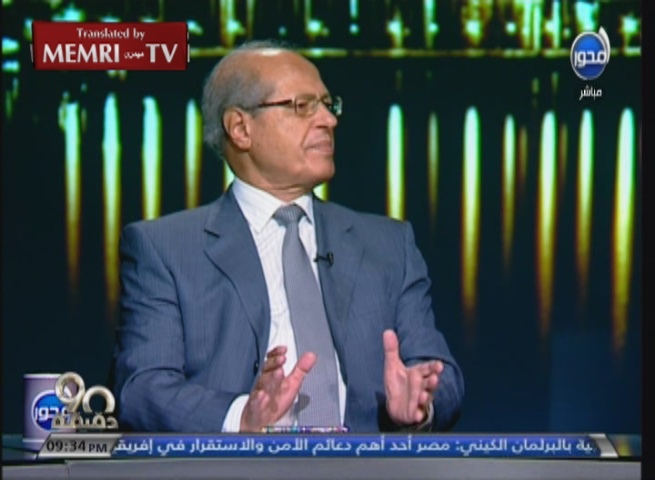 Former Egyptian Ambassador: The U.S. and NATO Finance ISIS