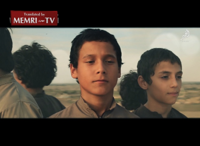 Viewer Discretion Advised: Children Execute Captives in New ISIS Video (Short, Open Version)
