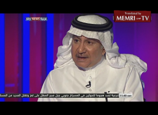Saudi Author Turki Al-Hamad: ISIS Reaps What We Have Sown