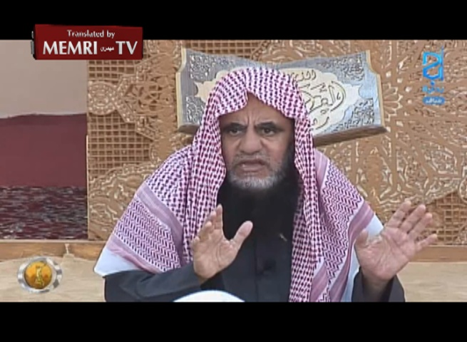 Saudi Imam Abdullah Al-Suwailem: Women Should Stay at Home, Living under Wing of Husband or Son