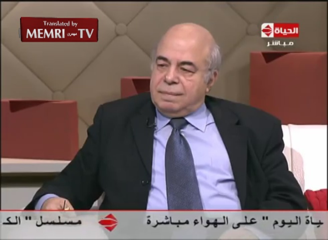 Egyptian Researcher Ahmad Abdou Maher: ISIS Implements Islamic Heritage Taught by Al-Azhar