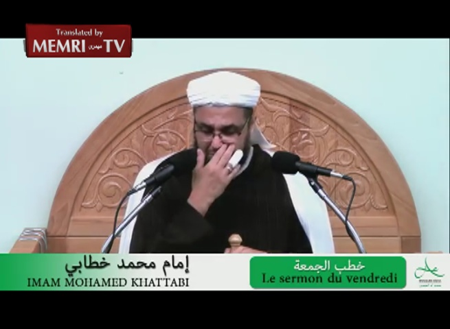 Montpellier Imam Mohamed Khattabi upon Returning from House Arrest: Jihad Does Not Mean War or Killing