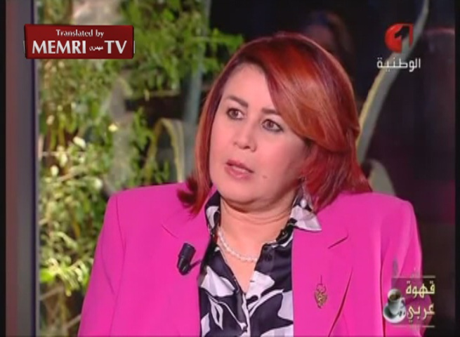 Tunisian Professor Amel Grami: Homosexuality Emerged from Our Heritage
