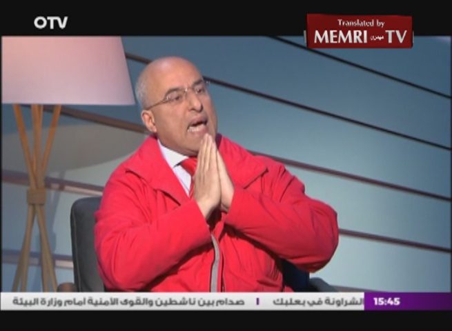 Lebanese Journalist Ziad Njeim: I Have a Natural Right to Doubt the Existence of God