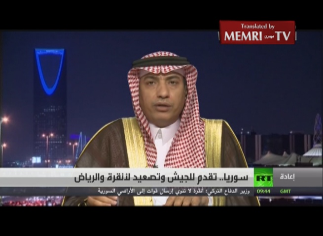 Saudi Political Analyst Dahham Al-'Anzi: KSA Has Obtained Nuclear Bomb. Test May Be Held Soon