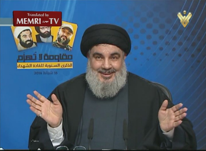 Nasrallah Threatens Haifa Ammonia Storage Facility: The Impact Will Be Like That of a Nuclear Bomb