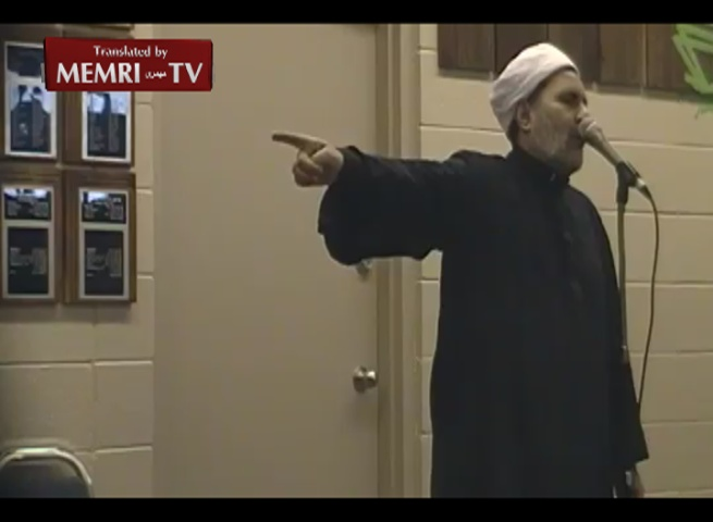 Canada Friday Sermon by Imam Shaban Sherif Mady: Rome Will Be Conquered like Constantinople Was