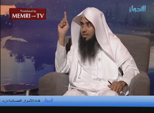 Saudi Cleric Ateeq Al-Ateeq: Pictures Posted on Social Media May Cause Cancer in Children