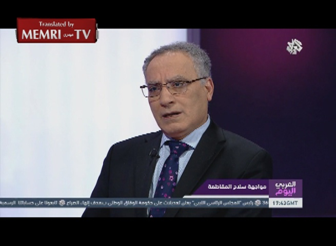 British-Arab Politician Dr. Wafik Moustafa: We Should Strive for Peace with Israel, Rather Than Boycott It