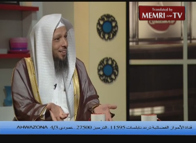Cleric Sa'd Al-Ateeq Warns Saudis Travelling to the West of the Promiscuity of Modern Girls