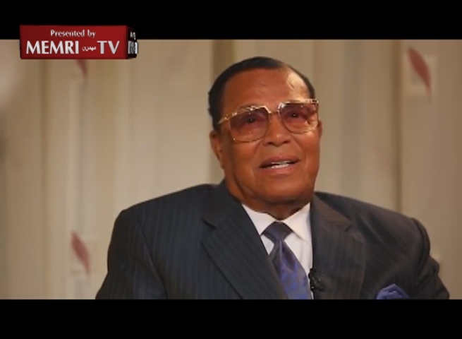 Louis Farrakhan in Iran: America Is a Sinking Ship; Despite Its Filth, I Feel at Home There