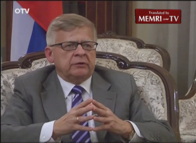 Russian Ambassador to Lebanon: Withdrawing Our Troops from Syria Encouraged the Opposition to Come to the Negotiating Table