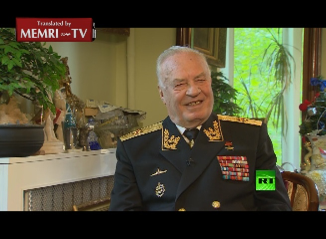 Former Soviet Navy Commander: The Americans Only Respect the Powerful; As Submarine Commander, I Saw UFOs