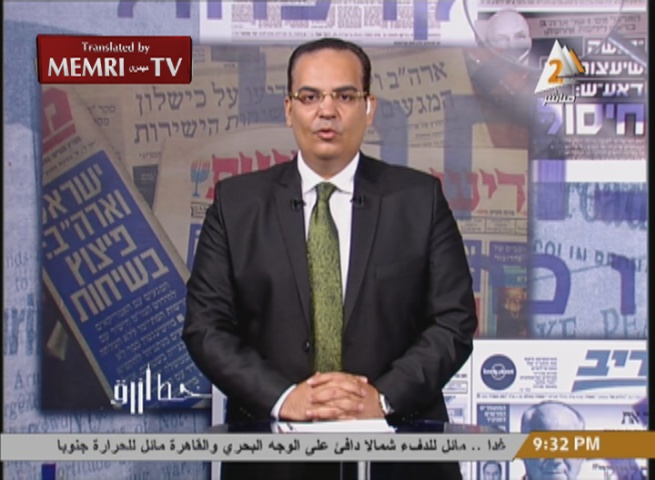 Egyptian TV Host Questions the Number of Jews Killed in the Holocaust: The Jews Exploited This Story