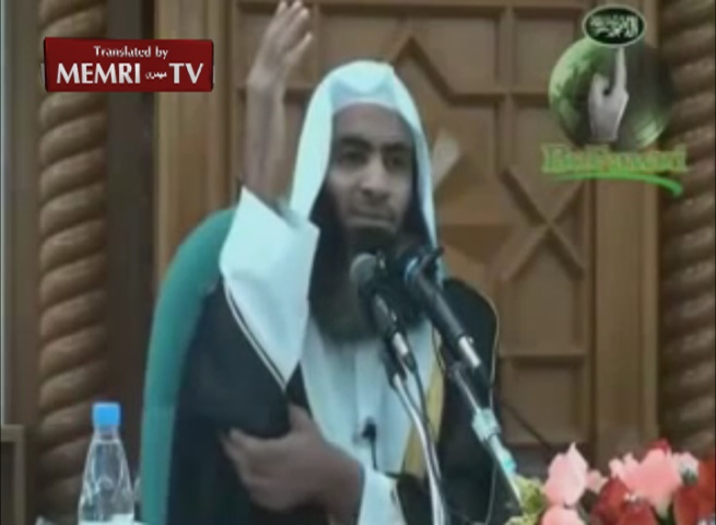 Egyptian Cleric Tells Quaint Ass Stories to Ward Off Non-Conformity with the Hadith (Archival)
