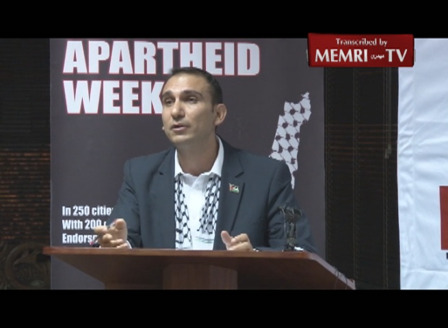 Hassona Aldramly, an Official at the Palestinian Embassy in South Africa: We Must Bring Down Zionism