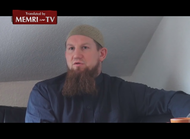 German Salafi Preacher Pierre Vogel Responds to ISIS Death Threats: Their Understanding of Jihad Is 'Pure Nonsense'