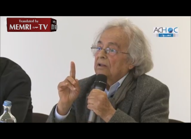 Syrian Poet Adonis: Unless the Arabs Separate Religion and State, They Will Become Extinct