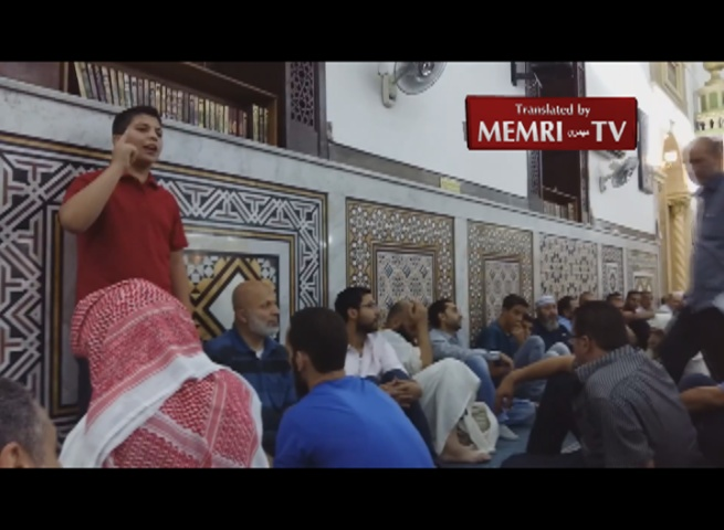 Jordanian Mosque-Goers Divided over Antisemitic, Jihadi Tirades of Self-Proclaimed Child Preacher
