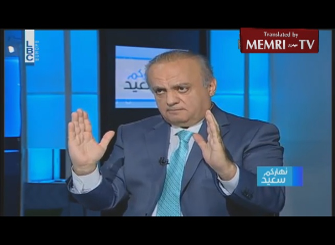 Lebanese Politician Wiam Wahhab: We Should Boycott Banks that Comply with U.S. Anti-Hizbullah Law, Switch to Euro