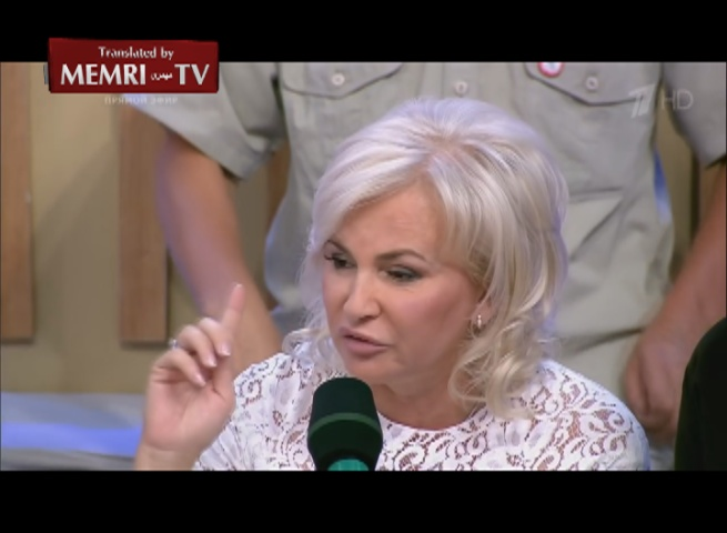 Russian Senator Olga Kovitidi: Nobody Will Be Able to Beat Us When It Comes to a Ground Offensive