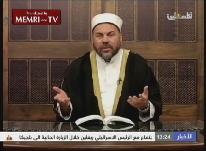 Palestinian Cleric Imad Hamatu: Muslims Are Not Terrorists; Americans Killed Millions of Indians, Africans, and Japanese; Only 1,284 Killed in the Prophet Muhammad's Raids