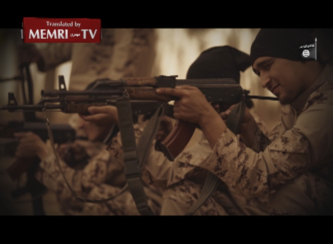 "ISIS Video, Titled ""The Story Of Recruitment"": Young Man from Al-Raqqah Turns to Jihad after Witnessing Horrors of War"