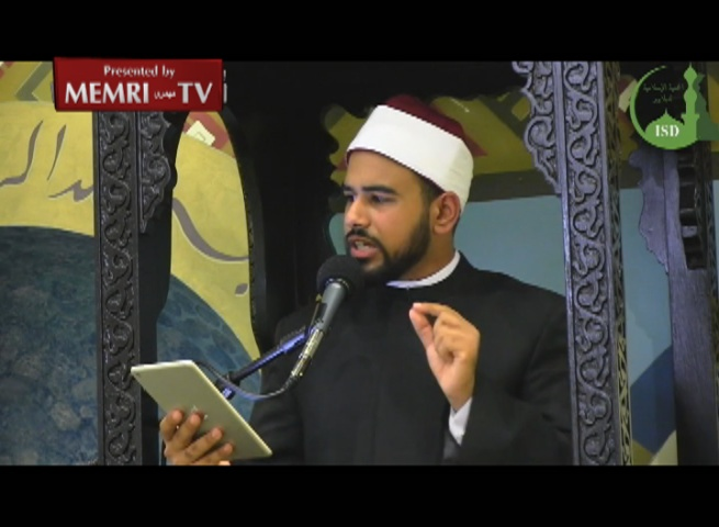 Delaware Friday Sermon: Arqum Rashid Compares African Americans Killed in the U.S. to Victims of Bashar Al-Assad in Syria