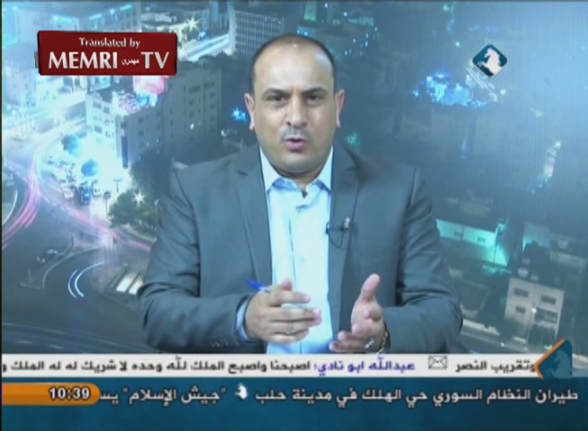 Yarmouk TV Report on MEMRI: It Affects Public Opinion, We Should Have the Ability to Confront These Websites