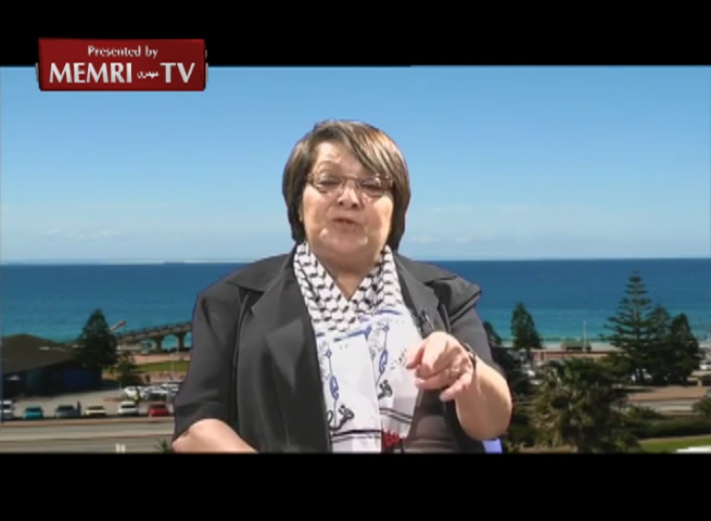 Archival: Palestinian Politician and Former PFLP Plane Hijacker Leila Khaled, in South Africa for BDS Event, Calls for Armed Struggle: The 2014 War in Gaza Was a Holocaust