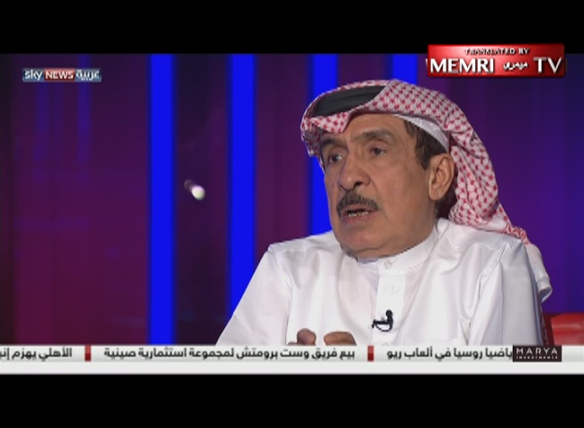 Qatari Professor Abd Al-Hamid Al-Ansari: Terrorism Is Not a Reaction to Political Injustices
