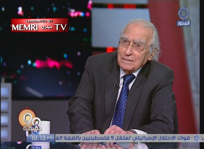Egyptian Philosopher Mourad Wahba: Islamic Fundamentalism Will Play a Role in the Destruction of the U.S.