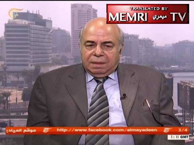 "Egyptian Researcher Ahmad Abdou Maher Criticizes Ancient Islamic Jurisprudence: ""Idiocy and Insanity"""
