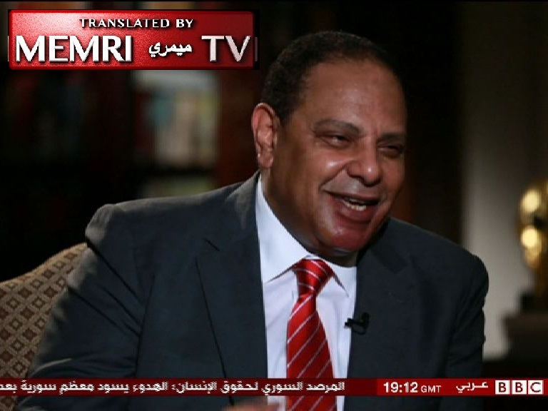 Egyptian Novelist Alaa Al-Aswany: Our Problem Is That We Do Not Oppose Autocracy as a Concept