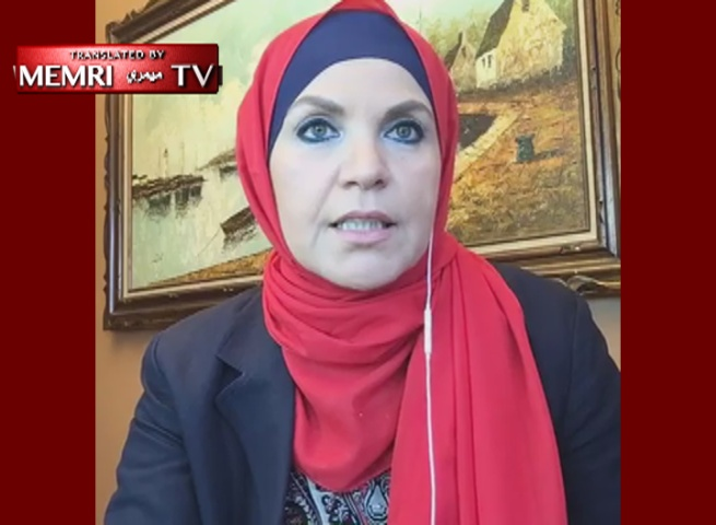 N.Y.-Based Egyptian-American Activist Ayat Oraby Calls for Economic Boycott of Copts: The Crescent Must Always Be on Top of the Cross