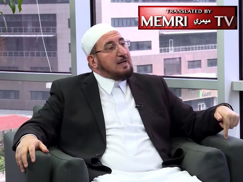 Syrian Islamic Scholar Abd Al-Karim Bakkar: The Arab Revolutions Were Necessary, Even Though We Have Paid a High Price