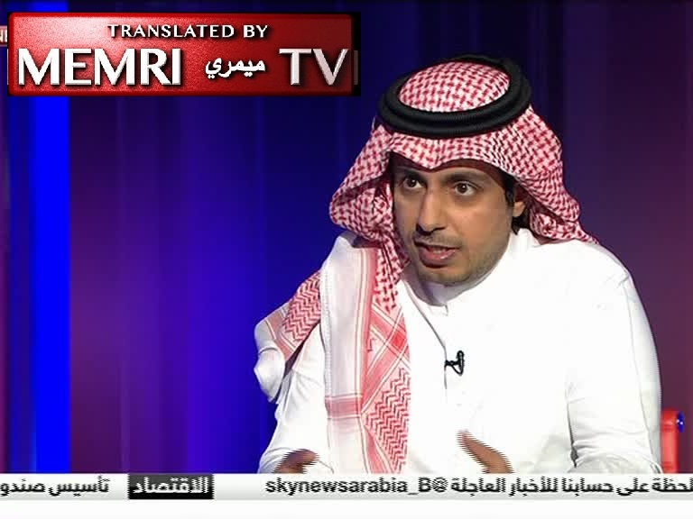 Saudi Writer Shtiwi Al-Ghithi: ISIS Shares Its Ideological Infrastructure with the Religious Discourse Common in KSA and the Arab World
