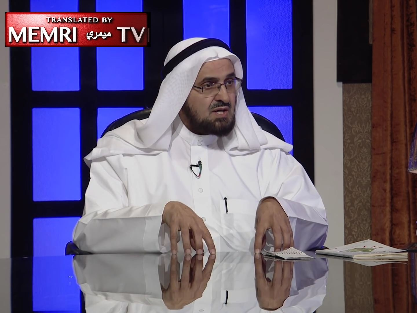"Saudi Scholar Muhammad Al-Sallomi: Minorities Should Have Human Rights, Not Cultural or ""Sovereign Rights"""