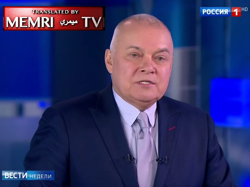 Senior Russian TV Host: The U.S. Establishment May Not Recognize the Elections Results If Trump Wins