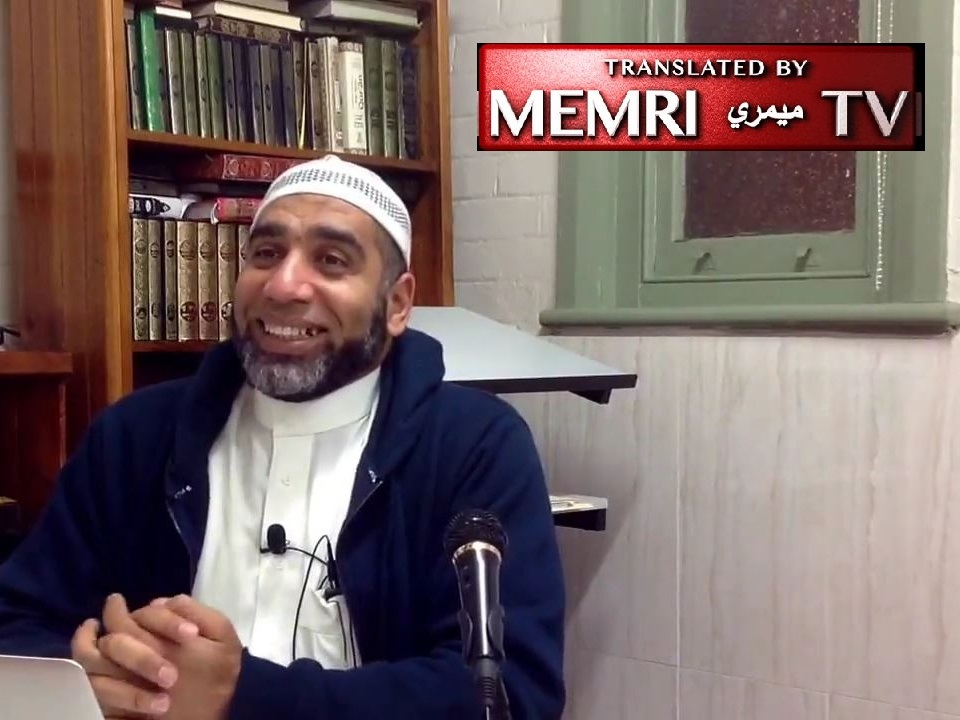 Sydney Cleric Sheikh Youssef Hassan: The Hearts of Jews Are Harder Than Stones; Halloween is Haram