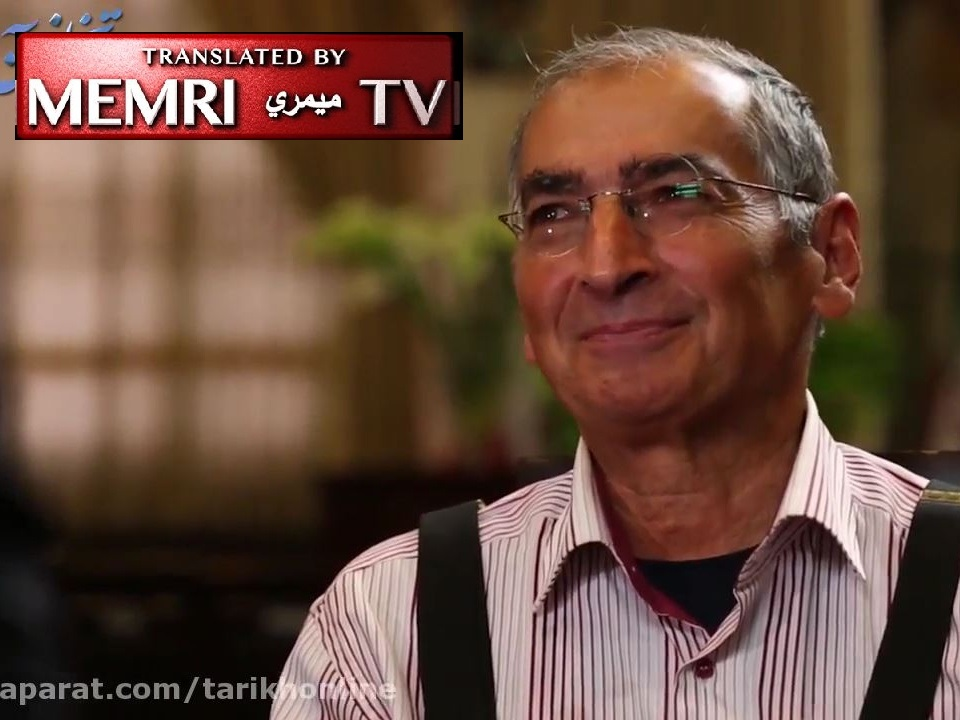 "Iranian Reformist Intellectual Zibakalam in Defiance of the Iranian Regime's ""Mission"" to Destroy Israel"