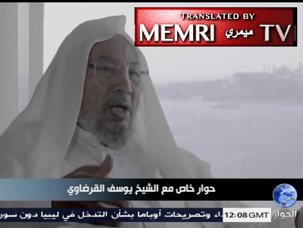 Sheikh Al-Qaradhawi Retracts Fatwa Permitting Palestinian Suicide Bombings: No Need for Them Anymore