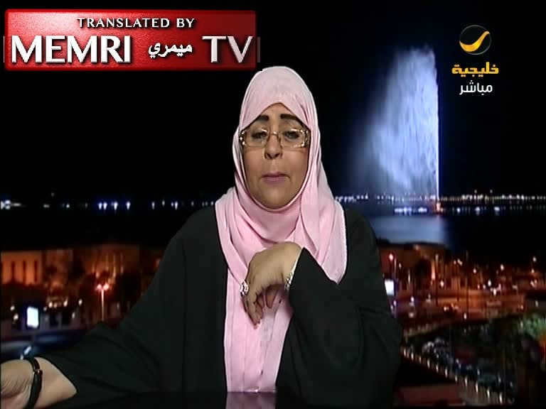 Saudi Marital Consultant Dr. Zahra Al-Muabi: One Wife Is Not Enough; Men Are Capable of Dispensing Love to Four Wives