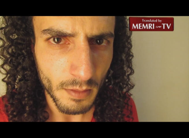 Palestinian-Jordanian Actor Ahmad Massad Raps following Syria Atrocities: Wake Up, Arabs!