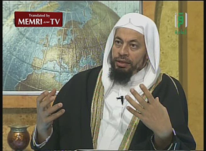 Saudi Islamic Scholar Muhammad Musa Al-Sharif: The Day Is Coming When Islam Will Rule the World Again