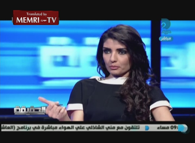 "Saudi Journalist and TV Host Nadin Al-Badir Calls the Saudi Religious Police the ""Enemy of Society"" and Says: Most of Them Are Ex-Cons Who are ""Violently Extreme"""
