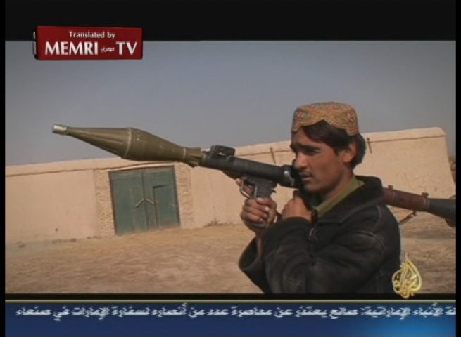 Al-Jazeera TV Report on the Expansion of Taliban and the Islamic Party into North Afghanistan
