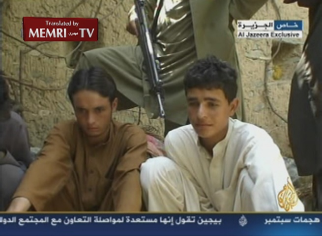 Pakistani Taliban Kidnaps Pakistani Children to Exert Pressure on Pakistani and Afghan Governments